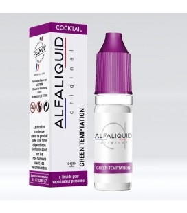 GREEN TEMPTATION – Alfaliquid