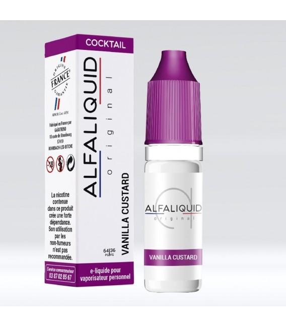 VANILLA CUSTARD – Alfaliquid