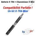 BATTERIE X-TRA PASSTHROUGH 650mAh – RESPIR'