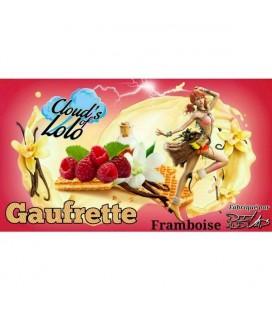 GAUFRETTE FRAMBOISE – ARÔME CLOUD'S OF LOLO
