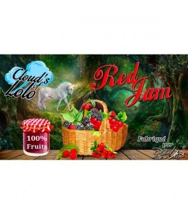 RED JAM - CLOUD'S OF LOLO