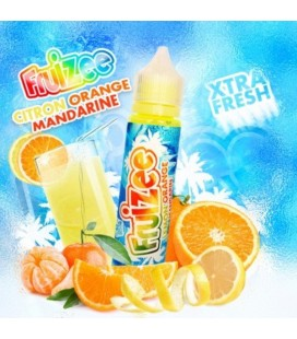CITRON ORANGE MANDARINE – FRUIZEE 50ml