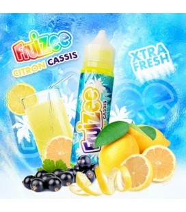CITRON CASSIS – FRUIZEE 50ml