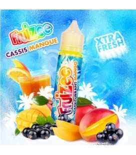 CASSIS MANGUE – E-liquid France