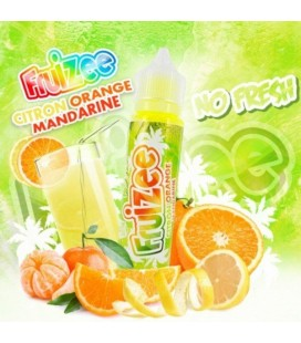 CITRON ORANGE MANDARINE – E-liquid France