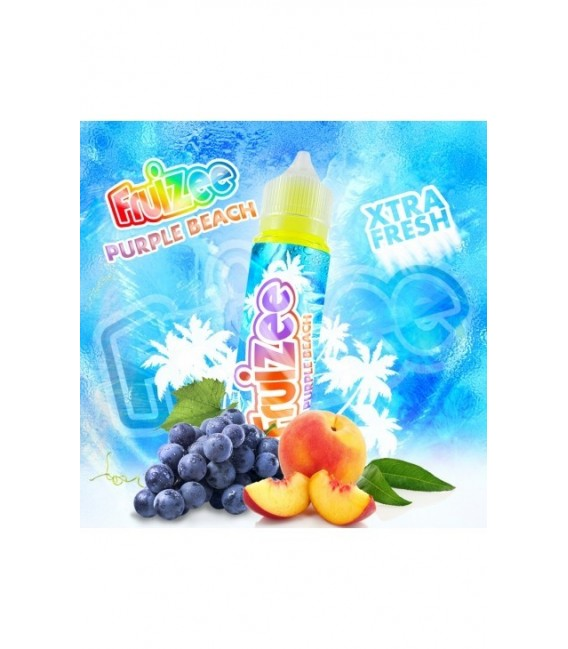 PURPLE BEACH - E-liquide-France