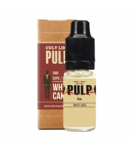 WHITE CAKE - Cult Line by Pulp