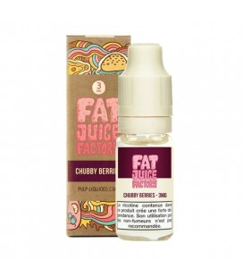 CHUBBY BERRIES - Fat Juice Factory by Pulp