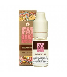 COCONUT PUFF - Fat Juice Factory by Pulp