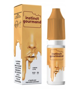 LEMON & PIE - Instinct Gourmand Alfaliquid