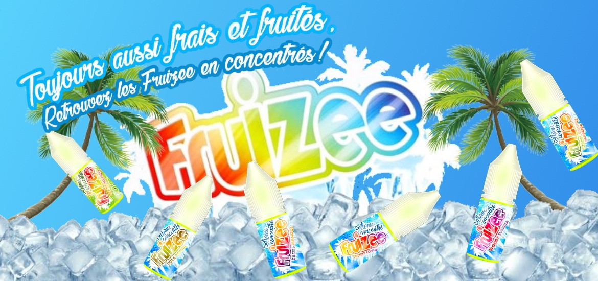 CONCENTRES FRUIZEE