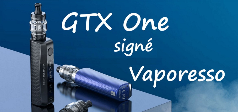 GTX ONE KIT